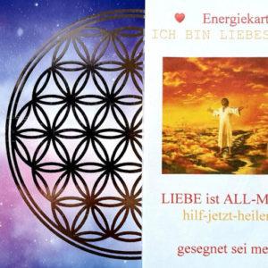 Energiekarte